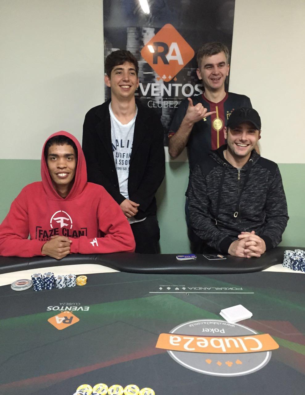 Catarinense poker chapeco